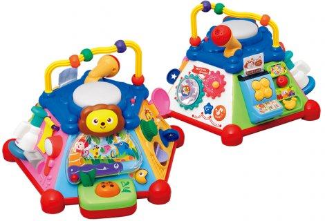 生後10ヶ月 知育玩具 たのしく知育 やみつきボックス