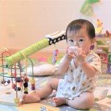 手先や体の動きをサポート!生後8ヶ月の発達を促す知育玩具って?
