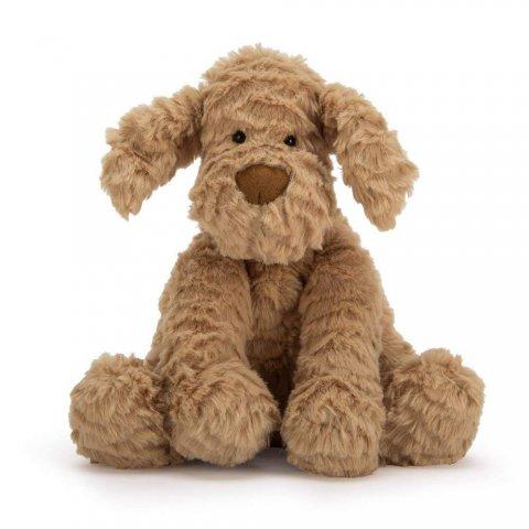 ジェリーキャット Fuddlewuddle Puppy ぬいぐるみ