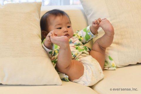 オリジナル 赤ちゃん おむつ