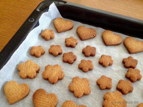卵アレルギー 体験談 クッキー オリジナル