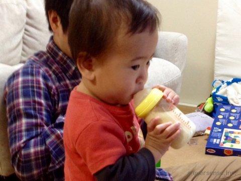 哺乳瓶消毒法 体験談 1歳 フォローアップミルク オリジナル