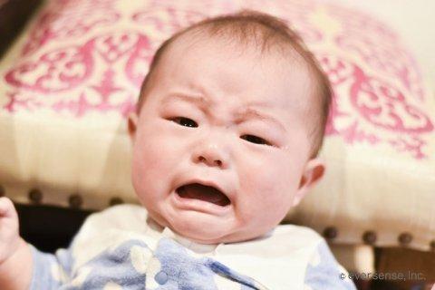 坂上家 赤ちゃん 泣く