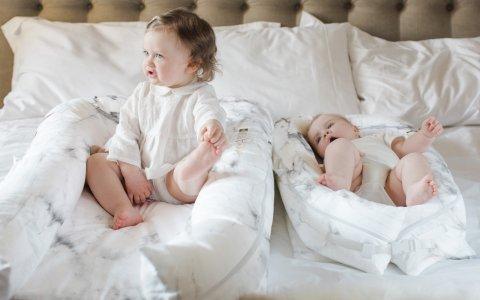 ドッカトット 赤ちゃん ベッド