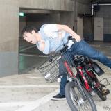 抱っこ紐 自転車