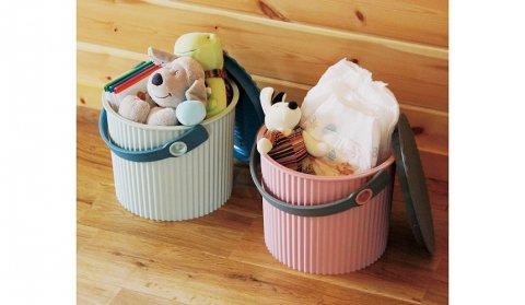 オムニウッティ おむつ用ゴミ箱 おもちゃ入れ