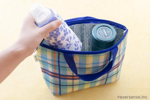 哺乳瓶 ケース 代用 保冷バッグ