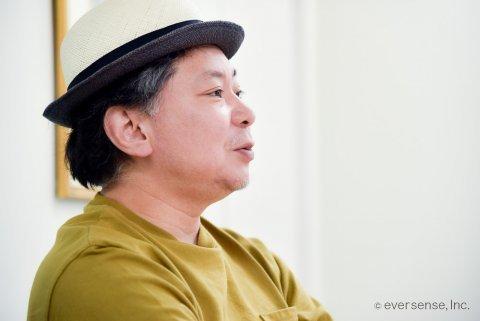 鈴木おさむ氏 ママにはなれないパパ インタビュー風景05 eversense
