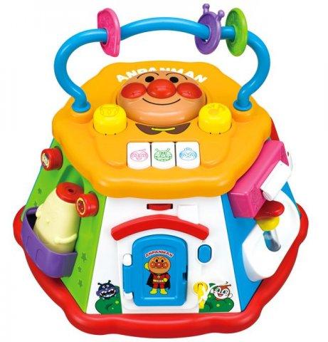 生後10ヶ月 知育玩具 アガツマ アンパンマン おおきなよくばりボックス
