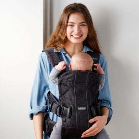 要出典 抱っこ紐 新生児 ベビービョルン ベビーキャリア ONE KAI Air
