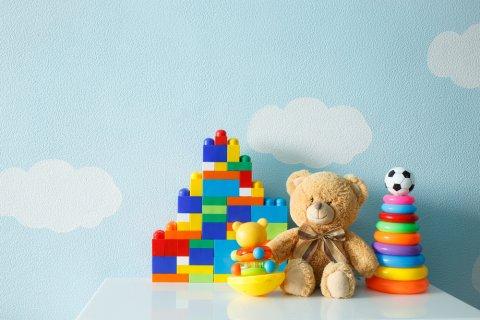 赤ちゃん おもちゃ ブロック ぬいぐるみ