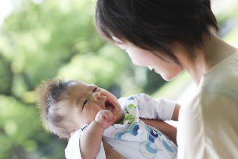 赤ちゃんとママ お出かけ