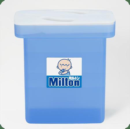 要出典 哺乳瓶 消毒 ミルトン はじめてのミルトンセット