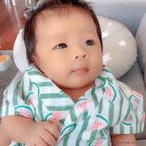 赤ちゃん 夏 甚平