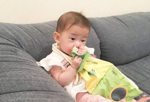 赤ちゃん 布絵本