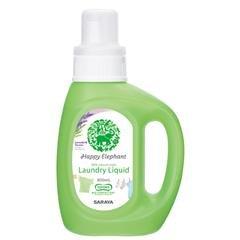 赤ちゃん 洗濯洗剤 サラヤ ハッピーエレファント 液体洗たく用洗剤