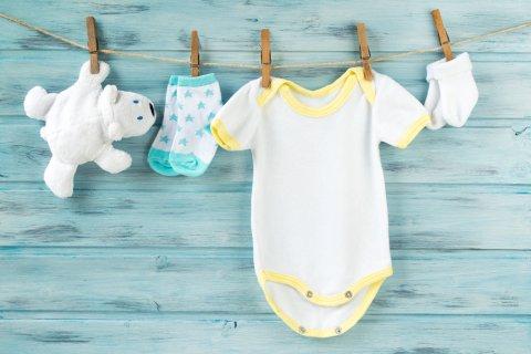赤ちゃん 服 洗濯