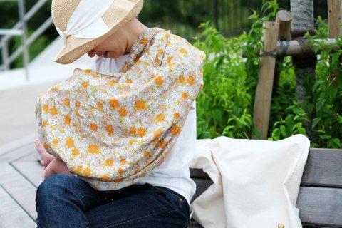 授乳ケープ 人気ブランド ストール ミルクバーン ナーシングスカーフ