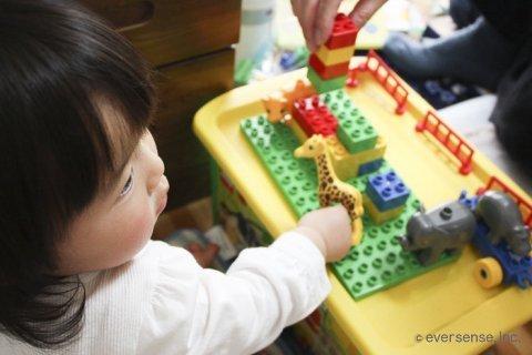 おもちゃ 1歳 誕生日 ブロック