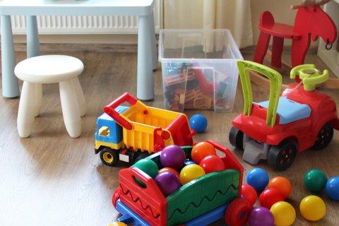 おもちゃ 部屋