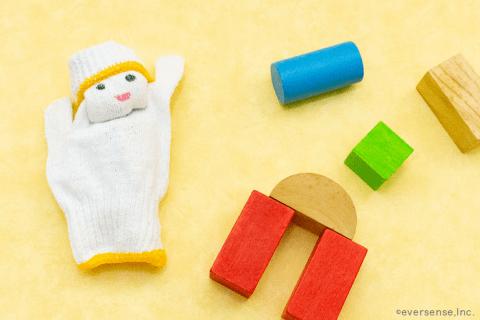 おもちゃ 手作り 作り方 手袋 軍手 人形