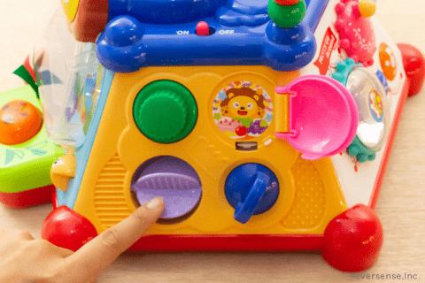 1歳 知育玩具 たのしく知育! やみつきボックス 指先