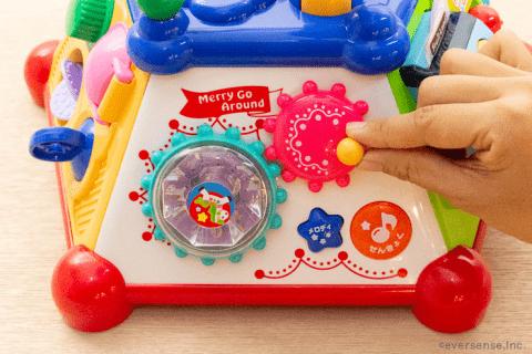 1歳 知育玩具 たのしく知育! やみつきボックス メロディ
