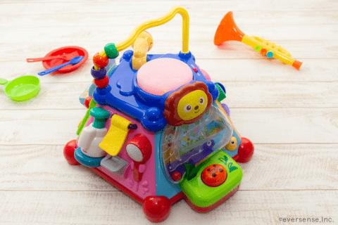 1歳 知育玩具 たのしく知育! やみつきボックス