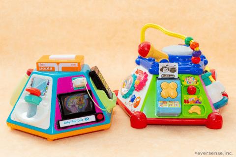 1歳 知育玩具 比較