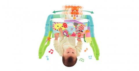要出典 ピープル うちの赤ちゃん世界一 全身の知育メリー&ジム