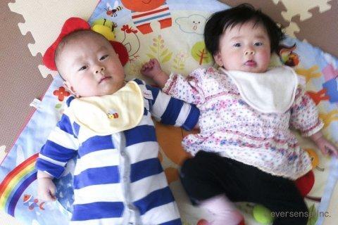 保育園 0歳児 赤ちゃん