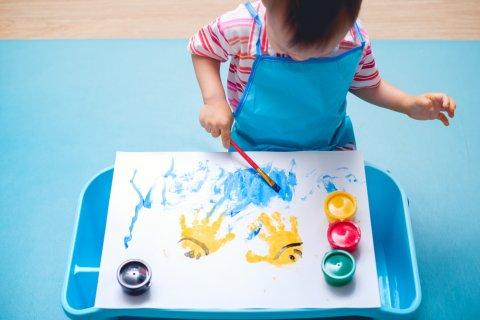 保育園 教育 遊び