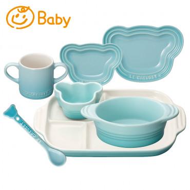 要出典 離乳食食器セット ルクルーゼ ベビー テーブルウェア 子供用 食器セット