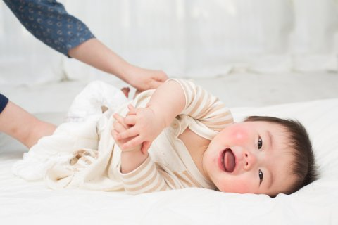 赤ちゃん 着替え