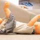 赤ちゃん ソファ 転落
