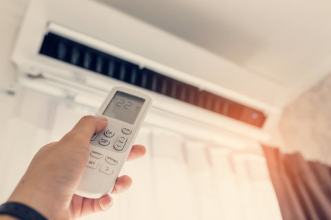 エアコン 気温 温度