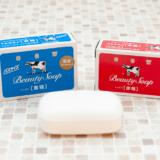 牛乳石鹸 アイキャッチ