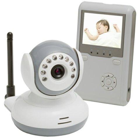 要出典 ベビーモニター カメラ&画面モニター付き