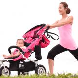 産後ダイエット バギーエクササイズ