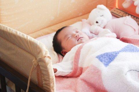 赤ちゃん,新生児微笑,笑う