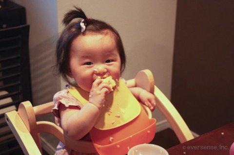 赤ちゃん 手づかみ 離乳食
