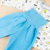 赤ちゃん 冬 寝室 パジャマ
