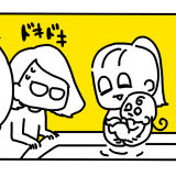 yuri,ちーちゃん,育児,漫画,インスタ,人気,おっさんあらわる