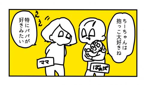 yuri,ちーちゃん,育児,漫画,twitter,人気,素質