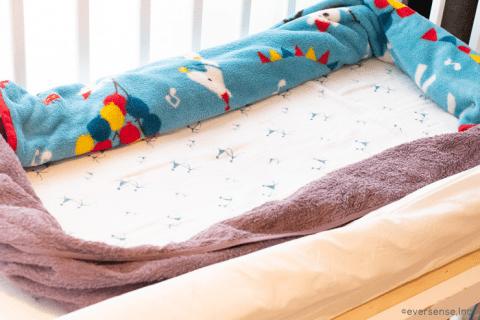 赤ちゃん 寝返り防止