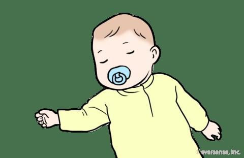 赤ちゃん 夜泣き 対処 おしゃぶり