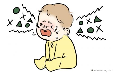 赤ちゃん 泣く 理由 赤ちゃん語