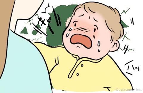赤ちゃん 泣く 理由 途中で息が止まる