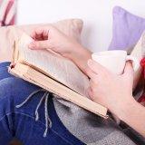 ママ 読書 ティータイム