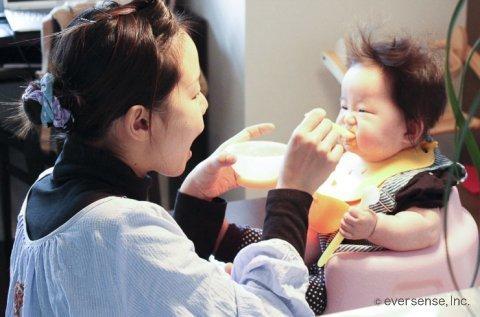 母性 離乳食 赤ちゃん ママ